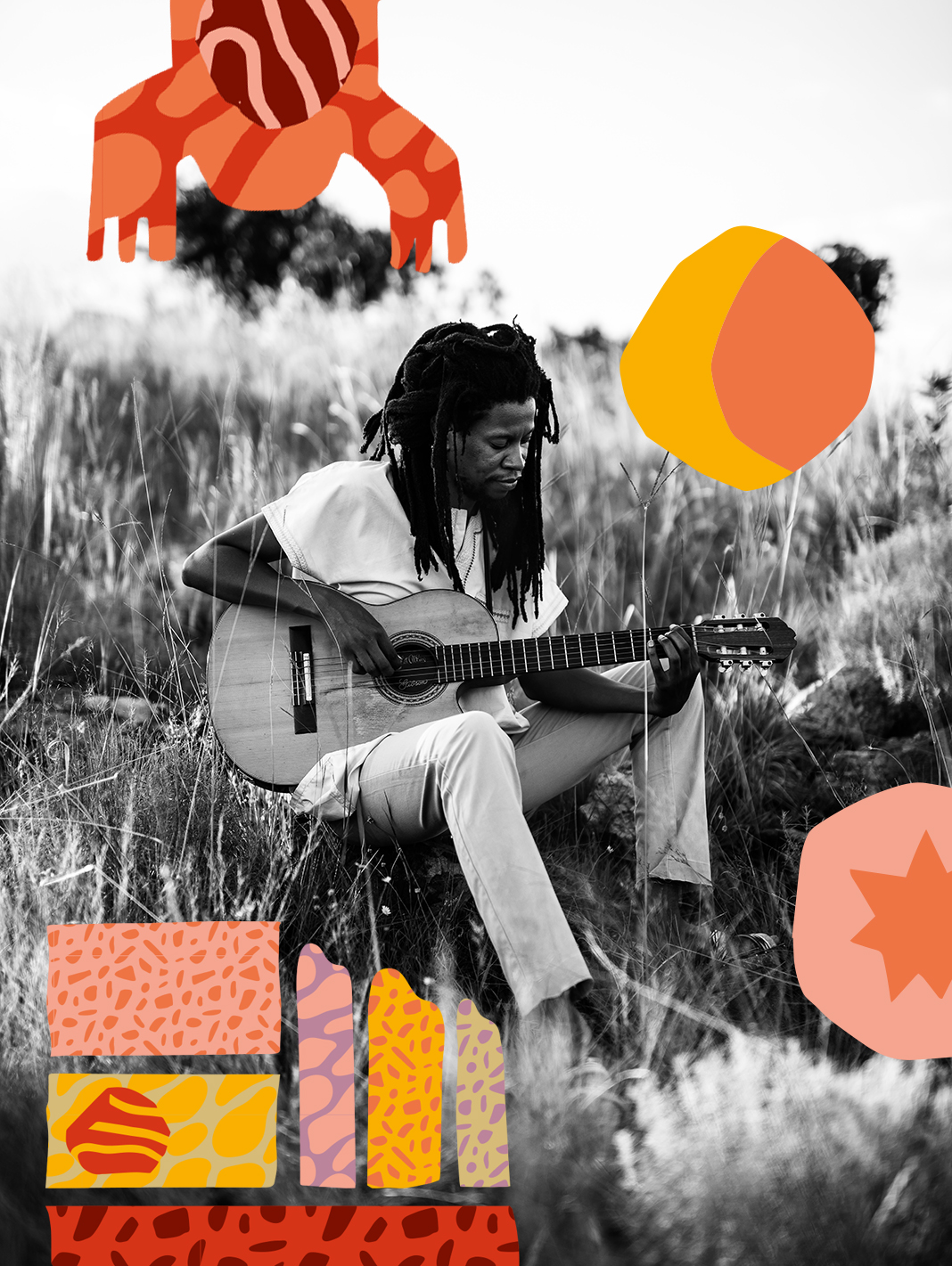 Introducing: acoustic guitar visionary & urban mythologist Sibusile Xaba
