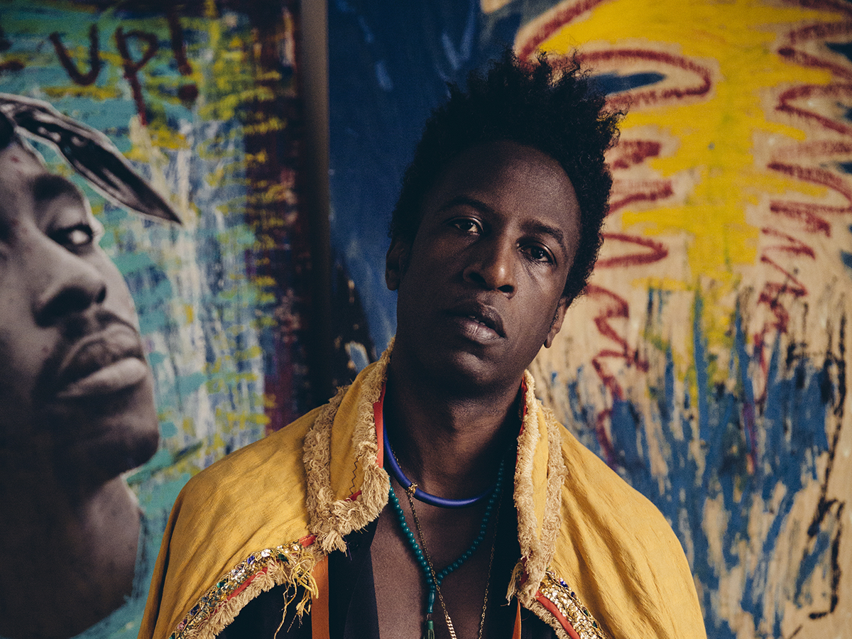 Listen: Saul Williams shares new single 'The Flaw You Worship'