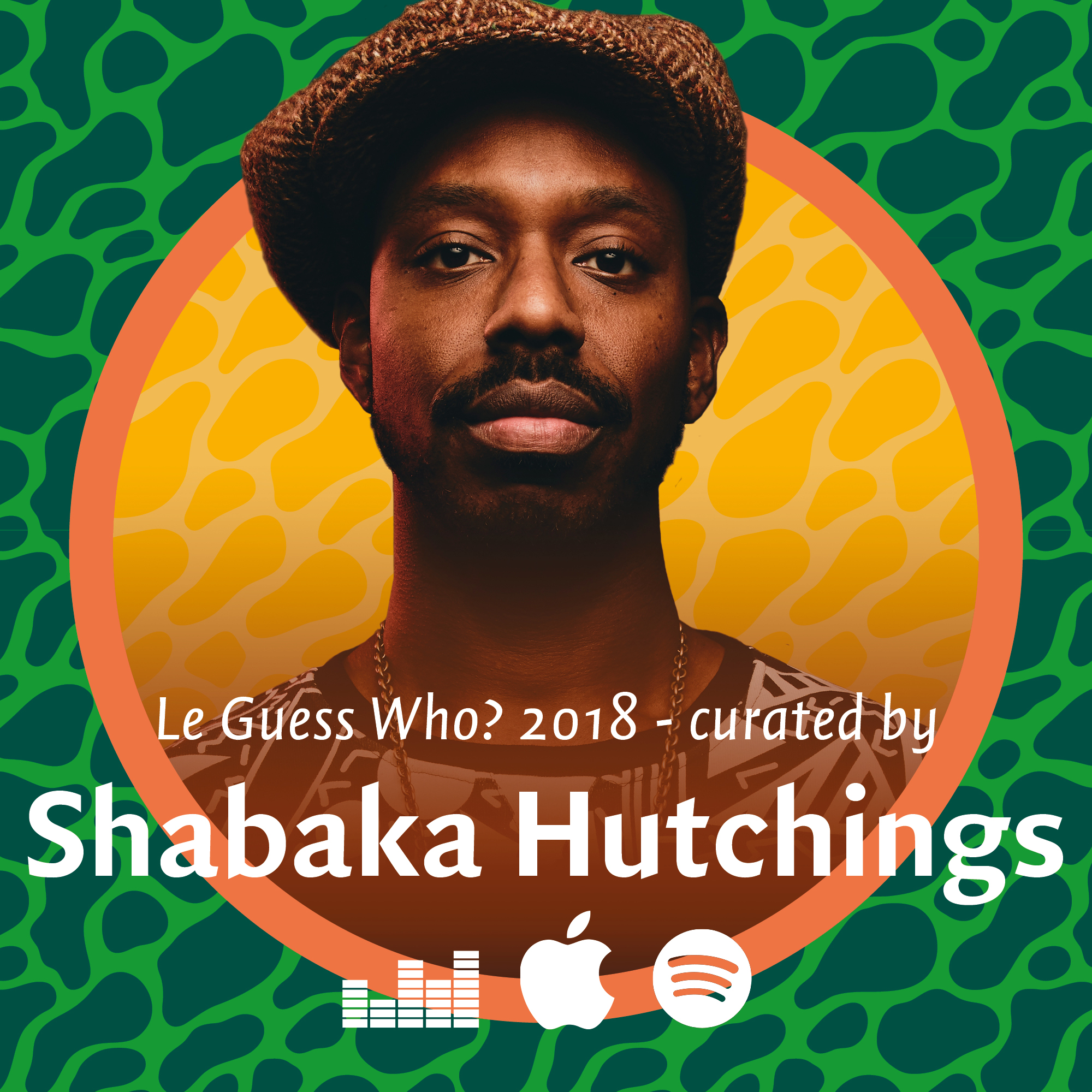 Listen: Shabaka Hutchings' personal playlist for his curated program at LGW18
