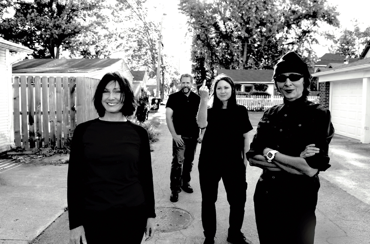 The Breeders release 'All Nerve', the band's first album in ten years