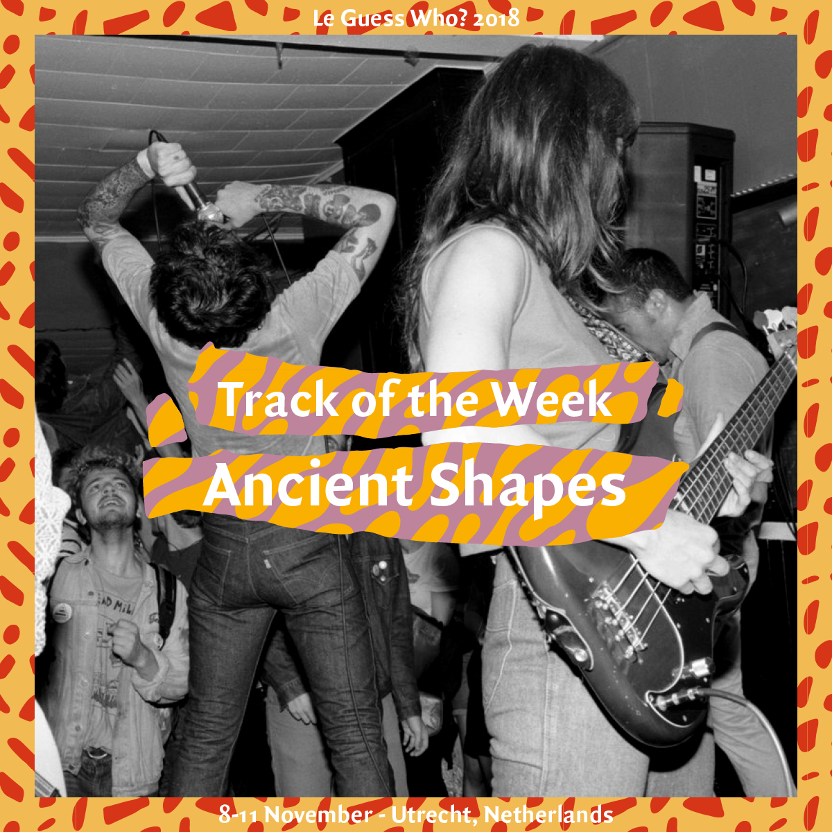 Track of the Week #11: Ancient Shapes - 'Public Hymns'