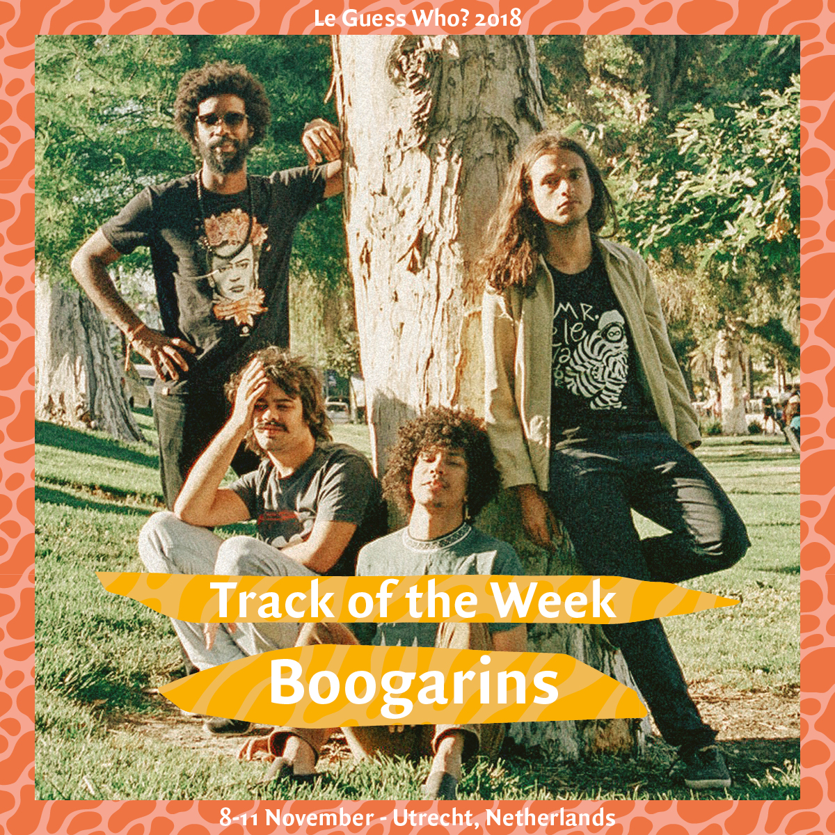 Track of the Week #18: Boogarins - 'Foimal'