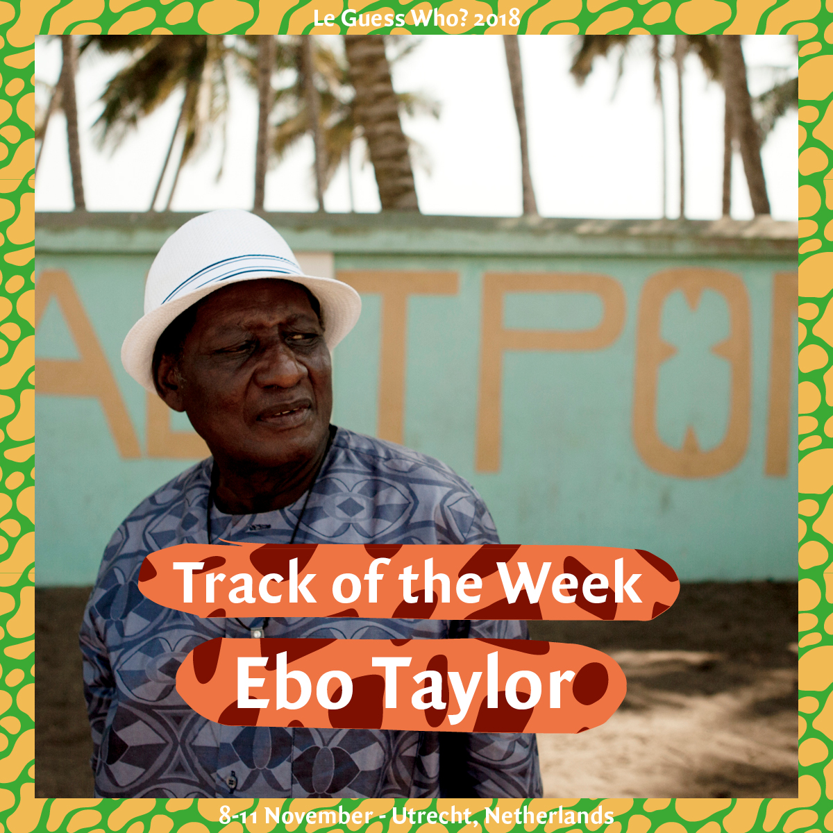 Track of the Week #3: Ebo Taylor - 'Love And Death'
