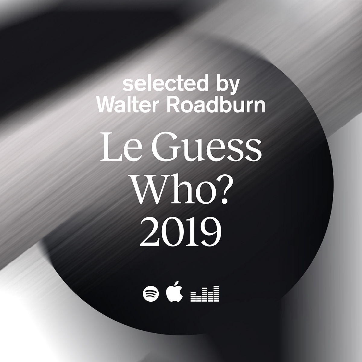 Playlist: Le Guess Who? 2019 selected by Walter Roadburn