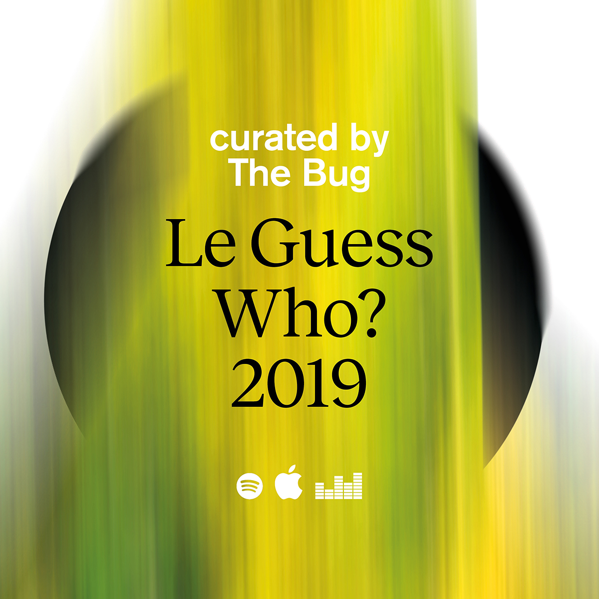 FACT premieres exclusive playlist by The Bug for Le Guess Who? 2019