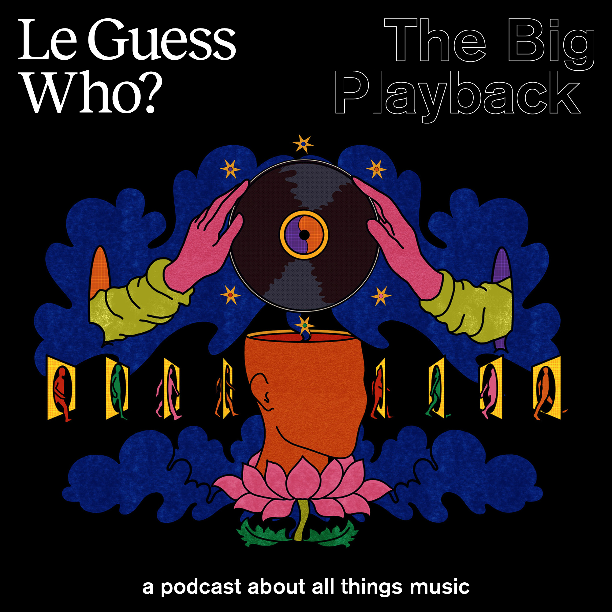 Le Guess Who? presents 'The Big Playback', a podcast about all things music; first episode out now
