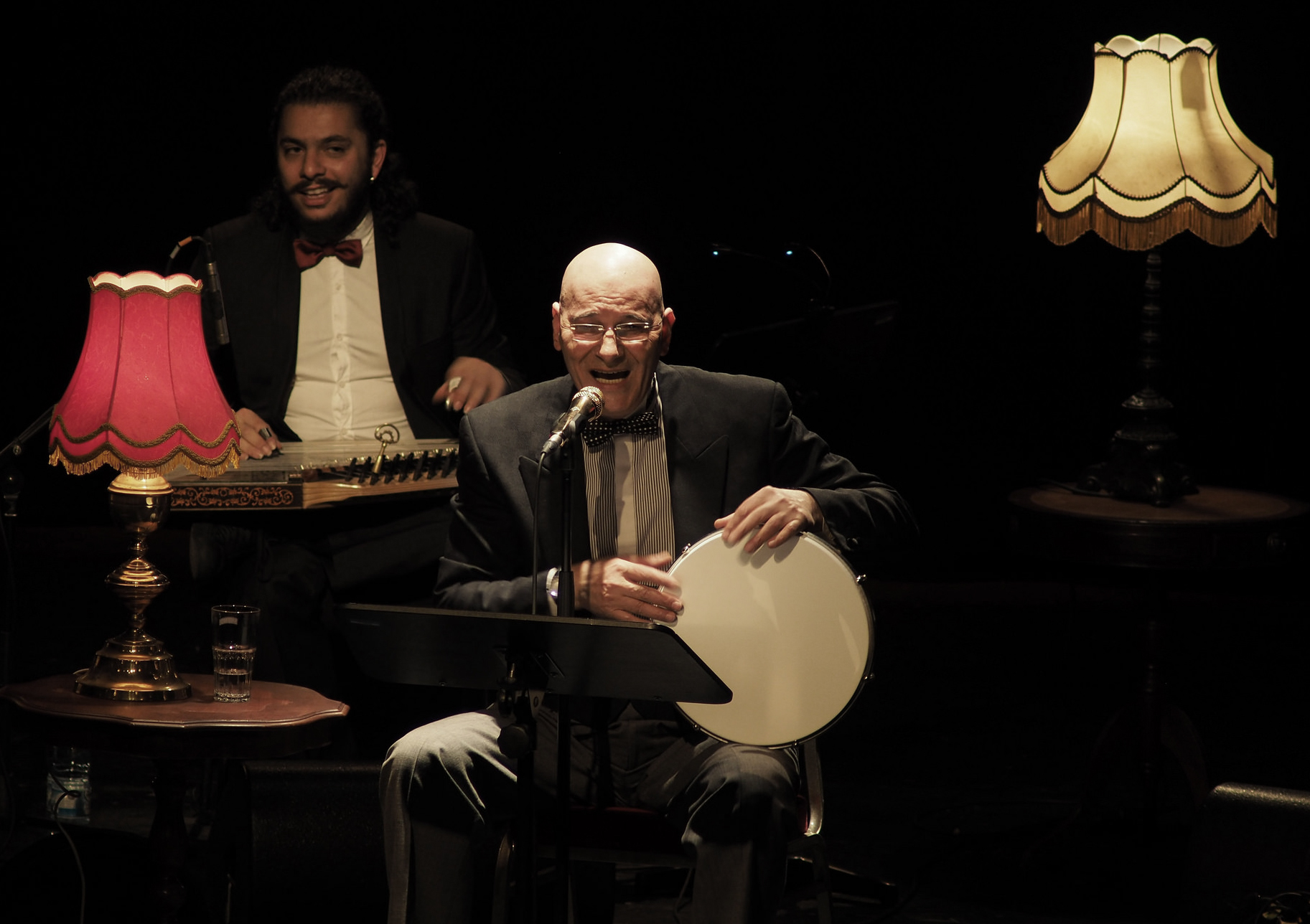 Abdel Karim Shaar: an emotional exchange in Tarab - 2nd performance ever outside Lebanon