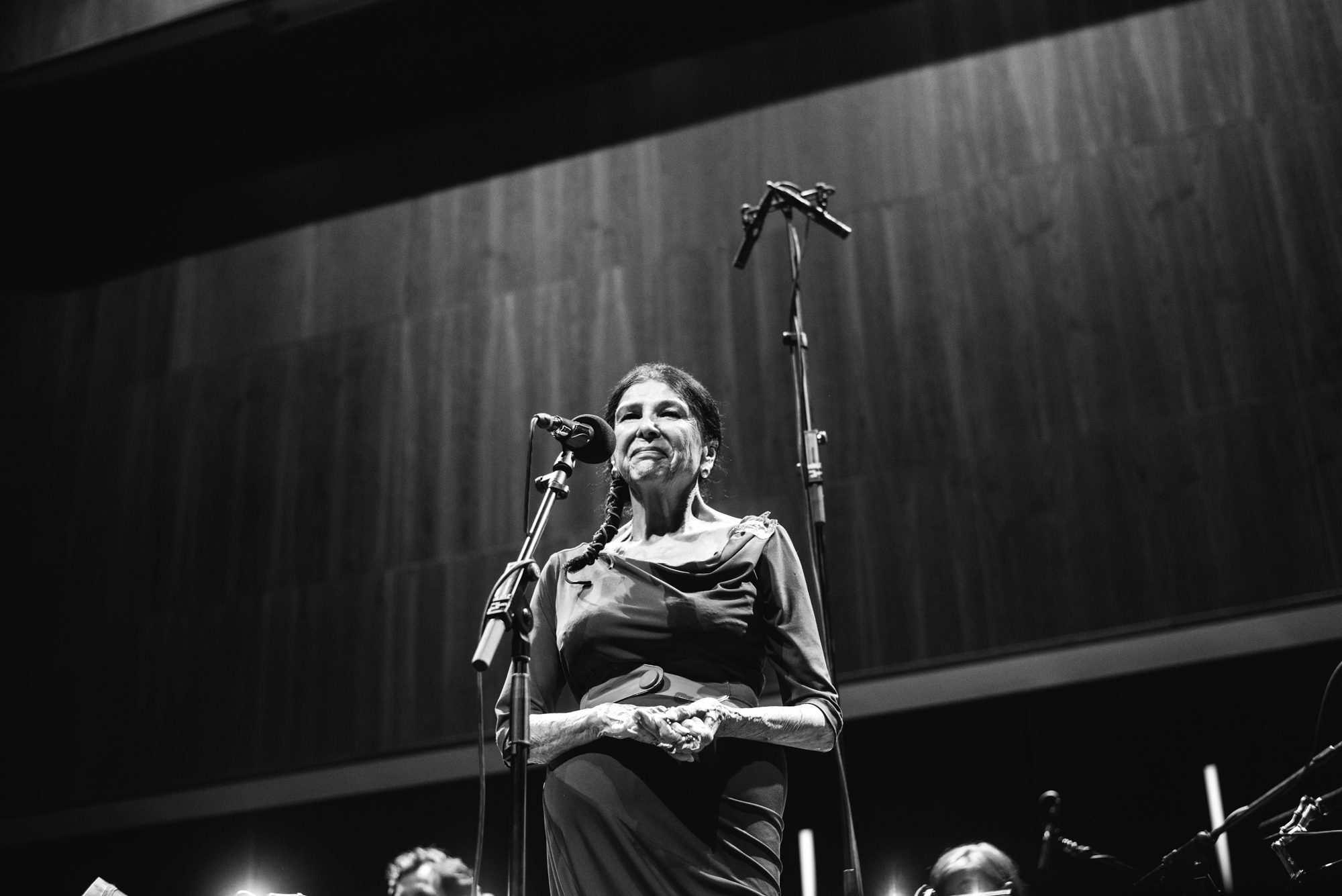 Listen + watch: Alanis Obomsawin live at Le Guess Who? 2017