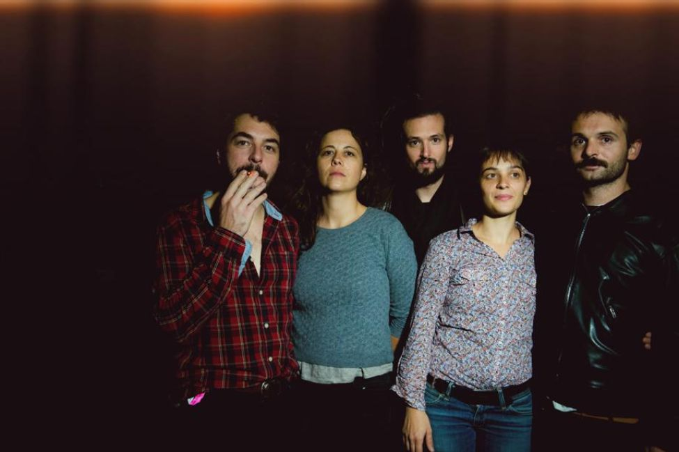 Aquaserge share new album 'Laisse ça être'