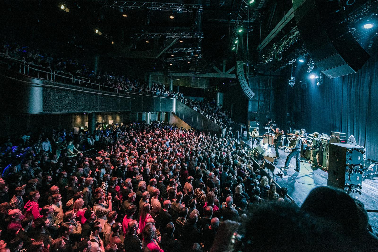 Le Guess Who? 2017 amongst FlightNetwork's Best Music Festivals in Europe