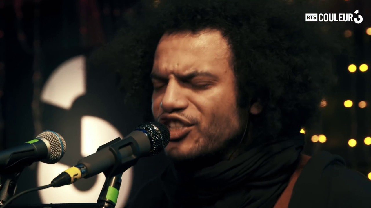 Watch: Zeal & Ardor in session for Couleur3