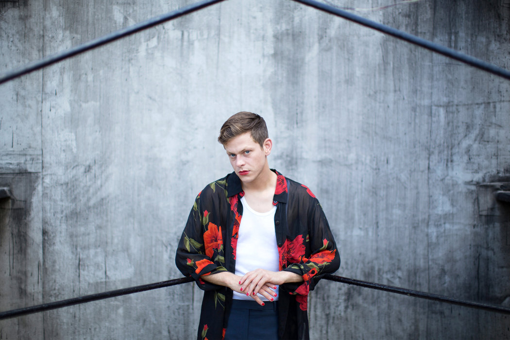Stream: LGW curator Perfume Genius' new album 'No Shape'